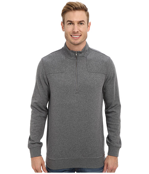 Merrell - Elsand Half Zip (Granite Heather) Men