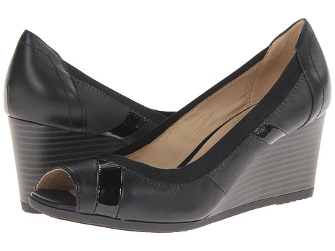 Geox - D Consuelo (Black) Women's Shoes