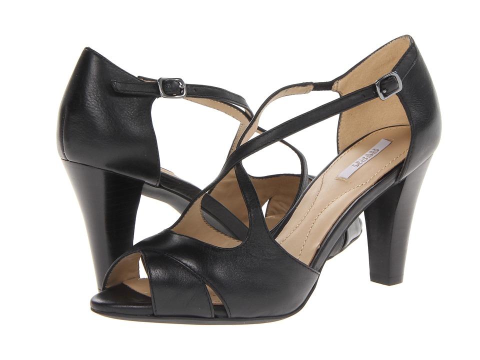 Geox - D Mariele High (Black) Women's Shoes