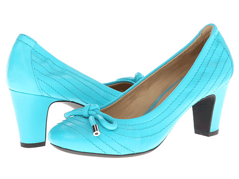 Geox - D Mariele Mid (Turquoise) Women's Shoes