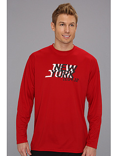 SALE! $9.99 - Save $24 on ASICS Hell and Back Long Sleeve (Brick) Apparel - 70.62% OFF $34.00
