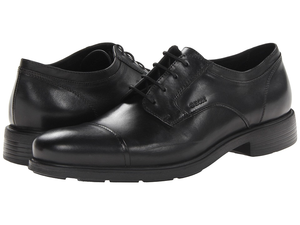 Geox - U Dublin (Black) Men's Shoes