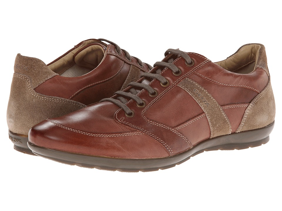 Geox - Uomo Symbol (Medium Brown) Men's Shoes