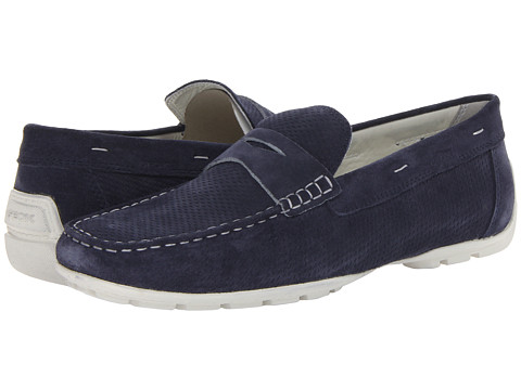 Geox - Uomo Monet (Navy) Men's Shoes