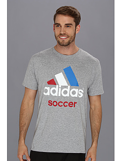 SALE! $14.99 - Save $13 on adidas Adilogo Football (Grey) Apparel - 46.46% OFF $28.00