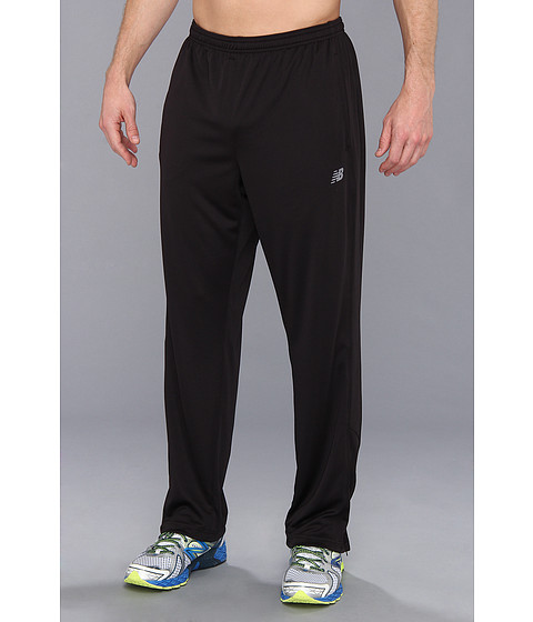 New Balance - Knit Training Pant (Black) Men's Workout