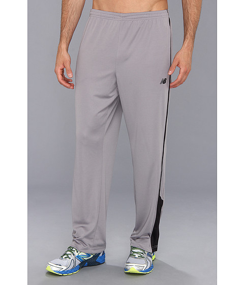 New Balance - Knit Training Pant (Silver Filigree) Men's Workout