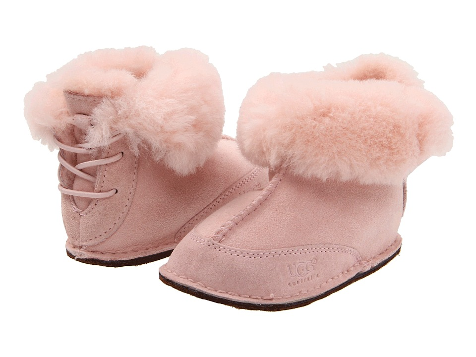 UGG Kids - Boo (Infant/Toddler) (Baby Pink) Kids Shoes