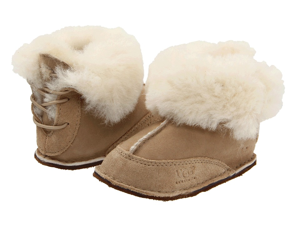 UGG Kids - Boo (Infant/Toddler) (Sand) Kids Shoes