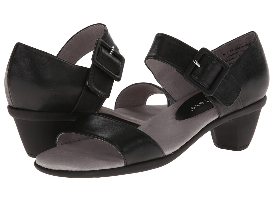 David Tate - Maggie (Black) Women's Sandals