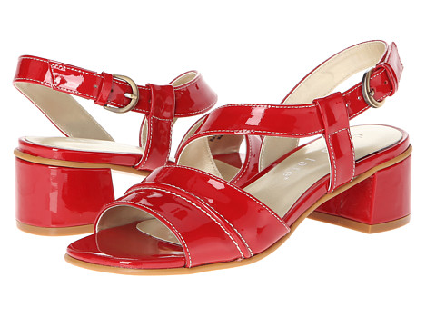 David Tate - Nessie (Red) Women's 1-2 inch heel Shoes