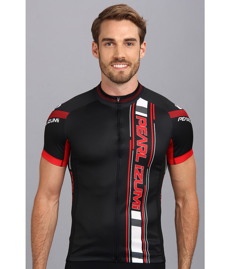 Pearl Izumi - Elite LTD Jersey 2 (Rally Black) Men's Clothing