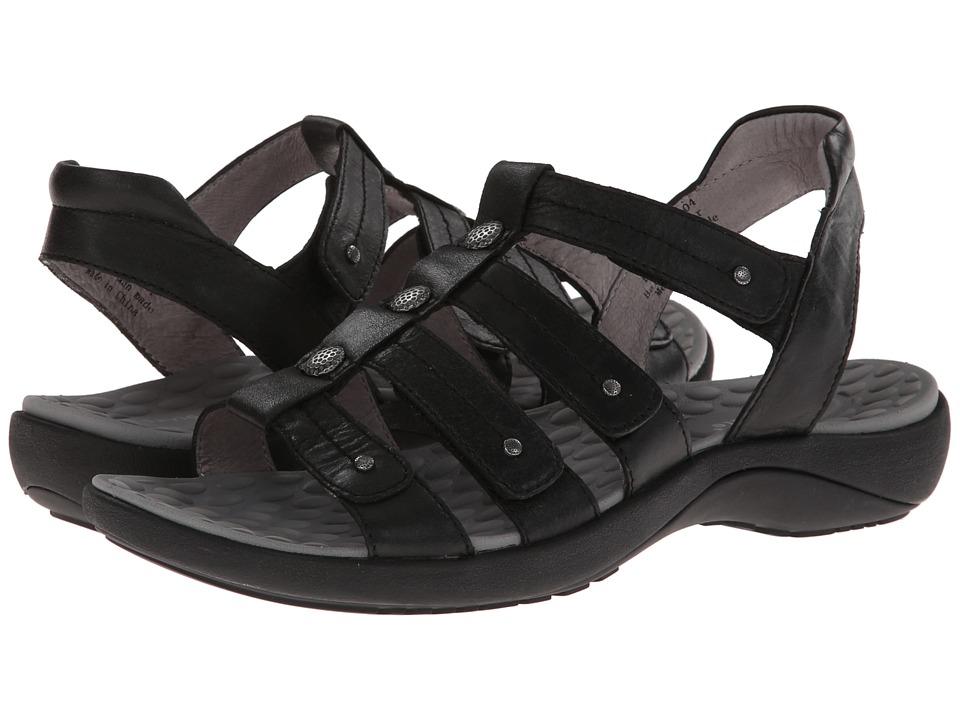 David Tate - Scarlet (Black) Women's Sandals
