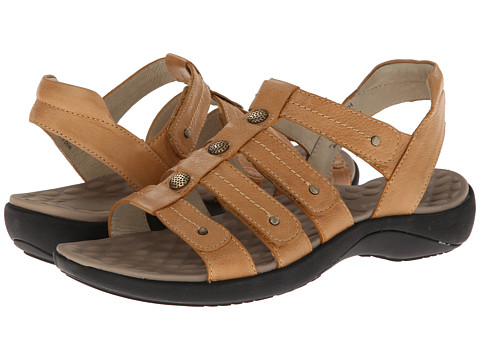 David Tate - Scarlet (Tan) Women's Sandals