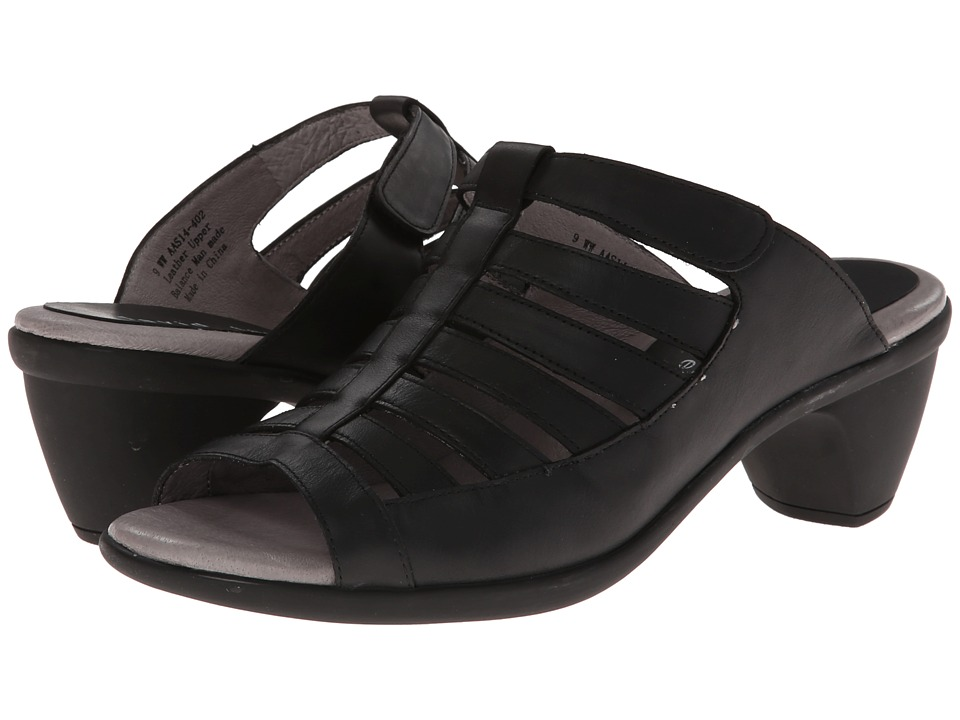 David Tate Summer (Black SP14) High Heels