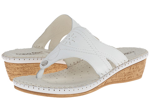 David Tate - Vita (White) Women's Shoes