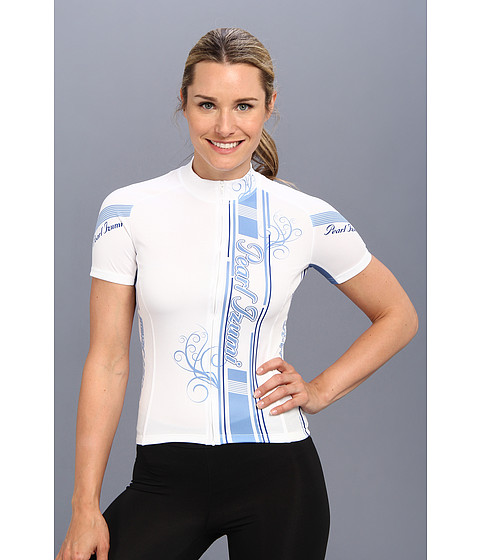 Pearl Izumi - W ELITE LTD Jersey (New Big Ip Blue Haze) Women's Workout