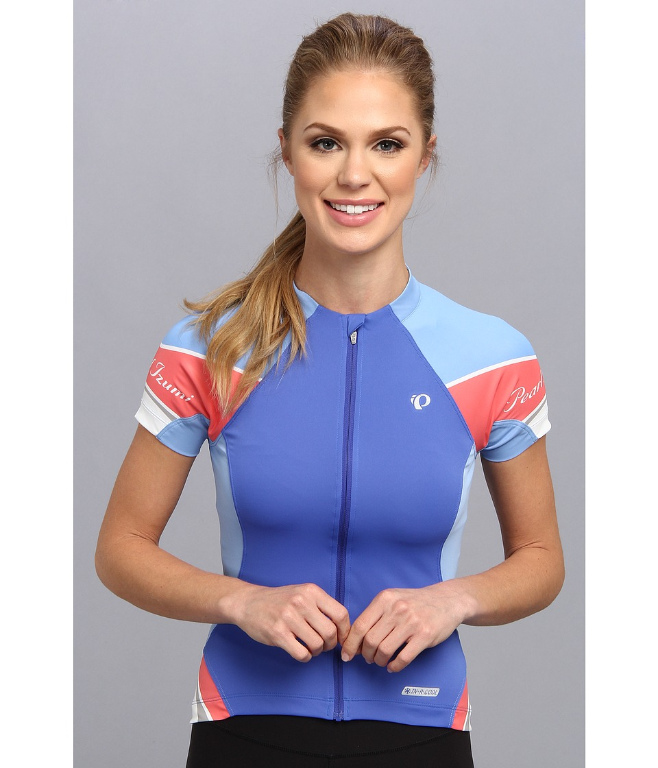 Pearl Izumi - Elite Jersey (Dazzling Blue) Women's Clothing