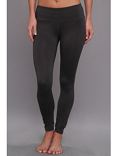 SALE! $24.75 - Save $20 on New Balance Basic Legging Heather (Black Heather) Apparel - 45.00% OFF $45.00