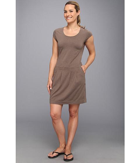 Royal Robbins - Essential Pocket Dress (Taupe) Women