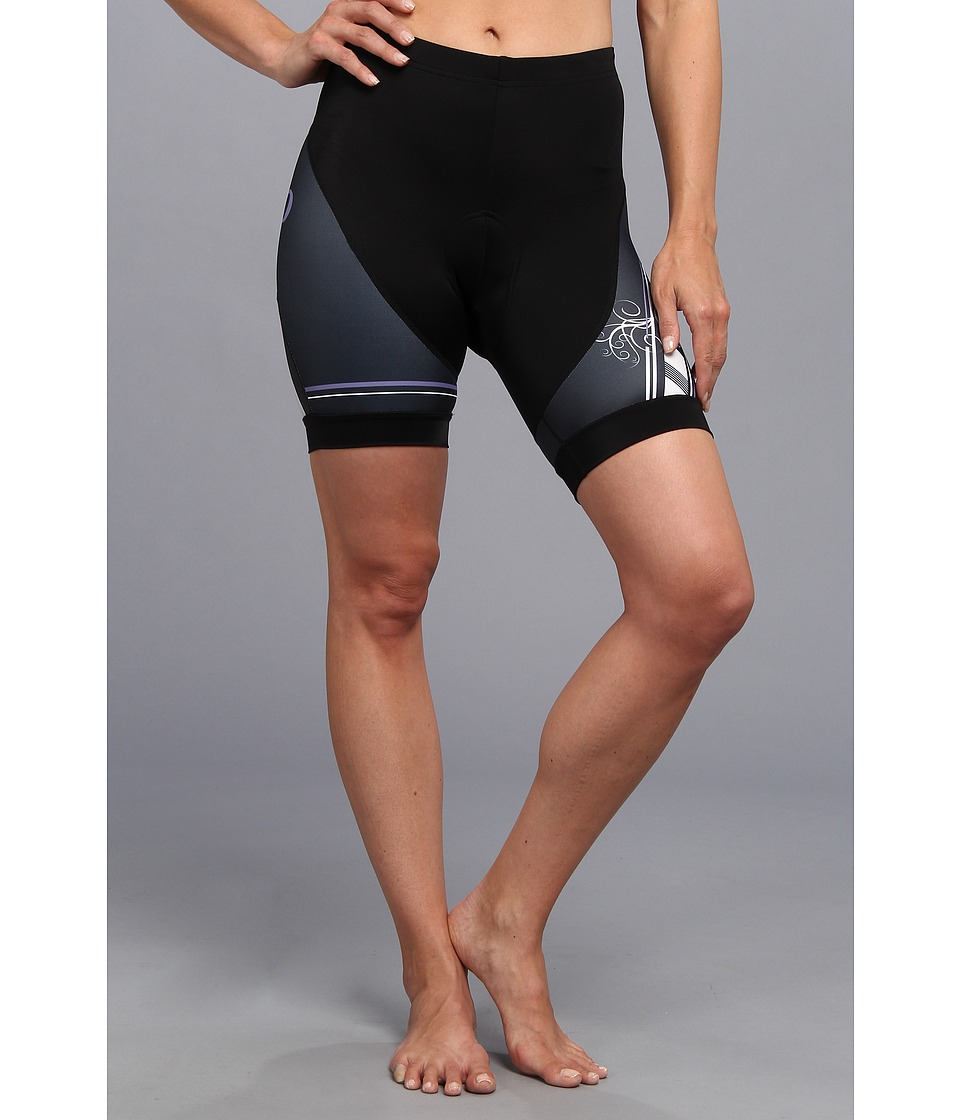 Pearl Izumi - W ELITE LTD Short (New Big Ip Black Purple Haze) Women's Shorts