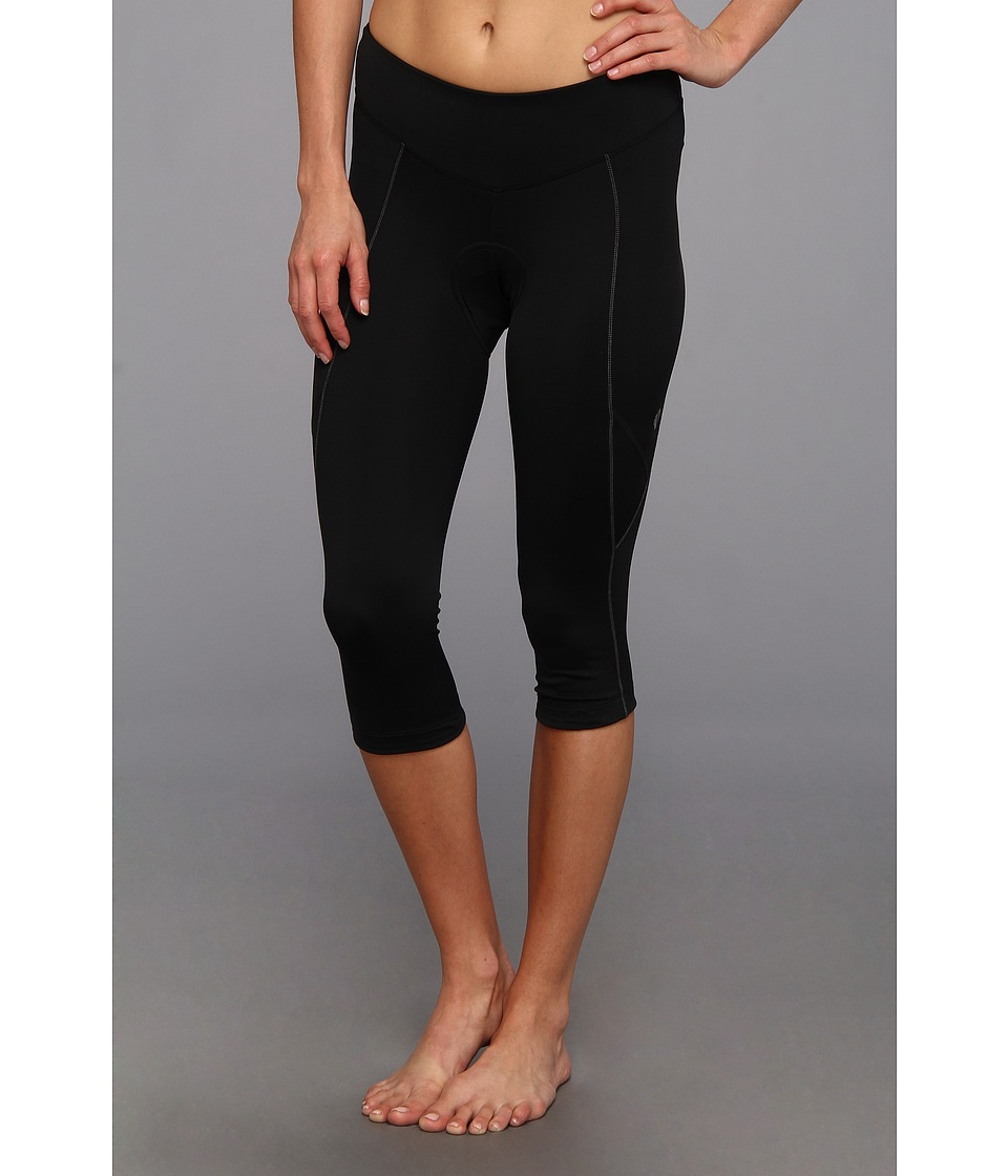 Pearl Izumi - Sugar 3QTR Cycling Tight (Black Solid) Women's Workout