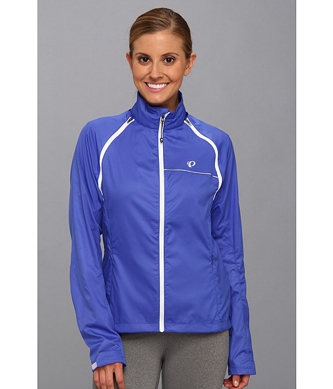 Pearl Izumi - W ELITE Barrier Convertible Cycling Jacket (Dazzling Blue) Women