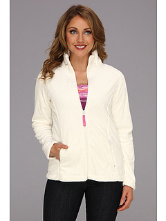 SALE! $24.99 - Save $19 on Caribbean Joe Mock Neck Zip Front (Off White) Apparel - 43.20% OFF $44.00
