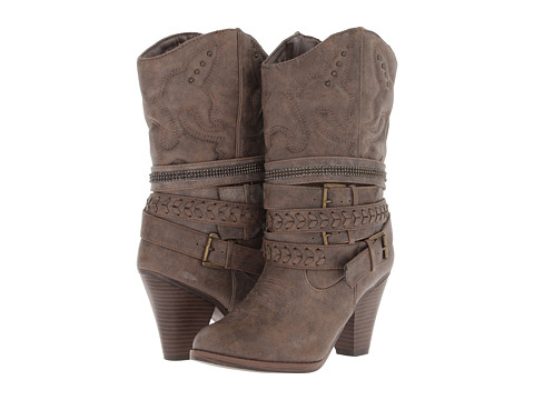 MIA - Londonn (Brown) Women's Boots