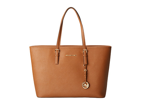 MICHAEL Michael Kors - Jet Set Travel Md Multifunction Tote (Luggage) Tote Handbags