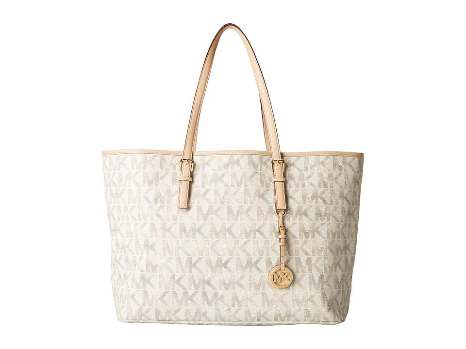 MICHAEL Michael Kors Jet Set Travel Md Multifunction Tote Handbags