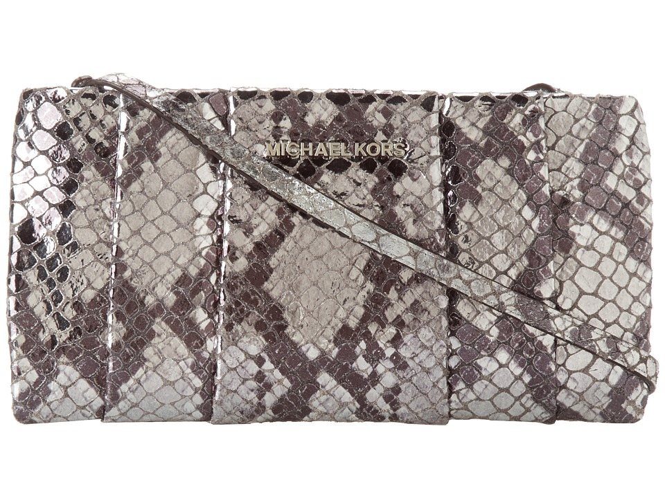 MICHAEL Michael Kors Daria Pleated Clutch Handbags