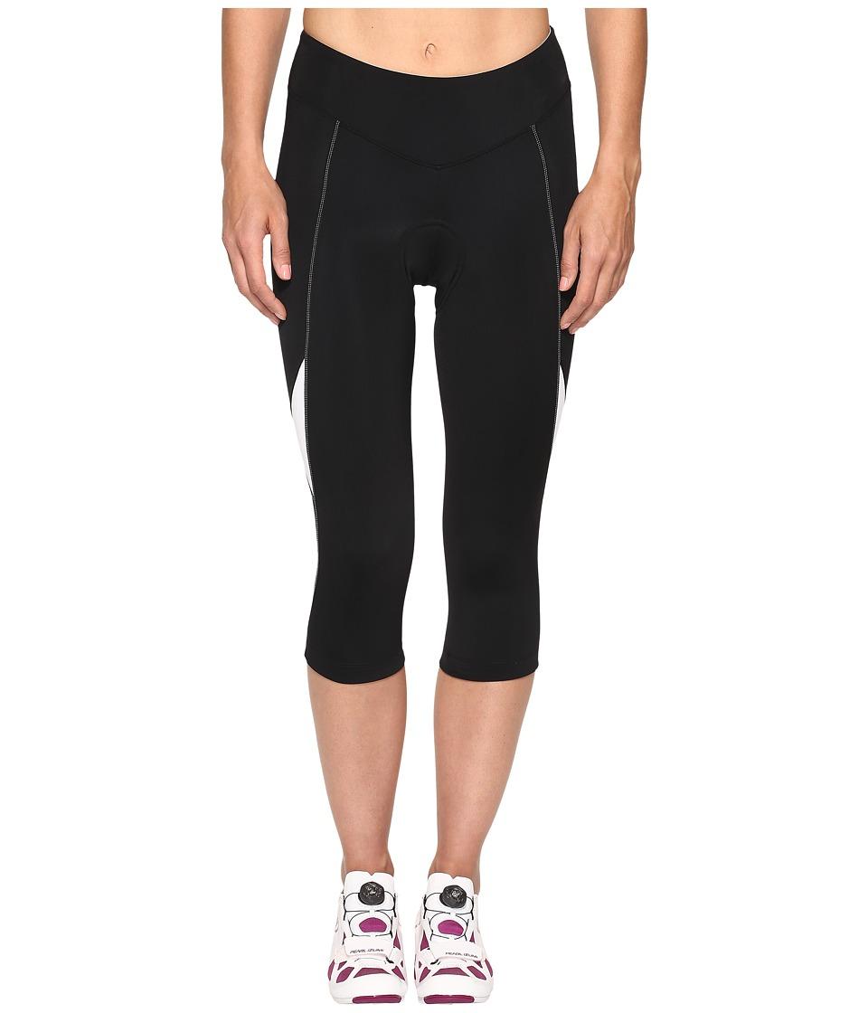 Pearl Izumi - Sugar 3QTR Cycling Tight (Black/White) Women's Workout