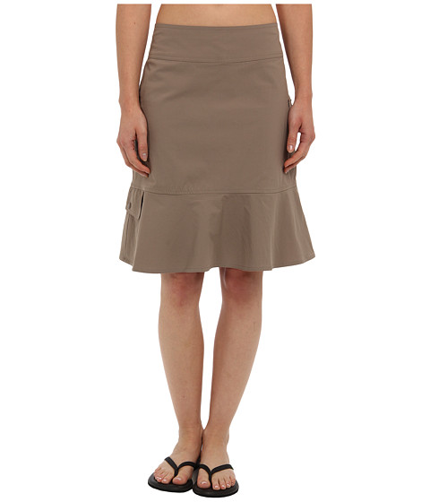 Royal Robbins - Discovery Skirt (Light Taupe) Women's Skirt