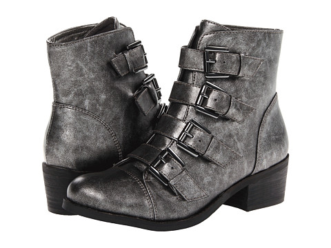 Yellow Box - Bobbi (Pewter) Women's Boots