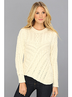 SALE! $136.99 - Save $138 on Townsen Fleetwood Sweater (Cream) Apparel - 50.19% OFF $275.00