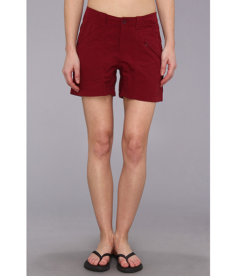 Royal Robbins - Backcountry Short (Wild Berry) Women