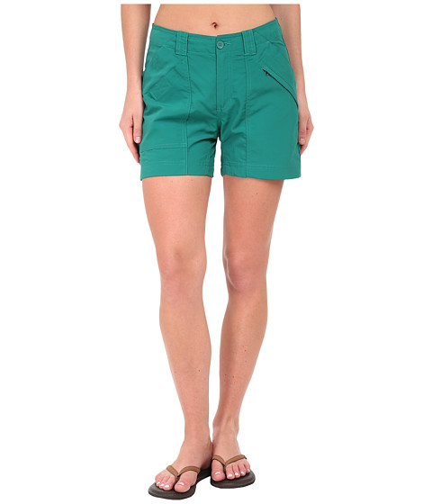 Royal Robbins - Backcountry Short (Woodland Fern) Women's Shorts