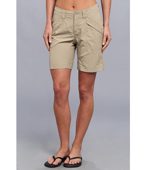 Royal Robbins - Backcountry Walker (Khaki) Women's Shorts