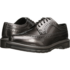 Dr. Martens 3989 (Pewter Spectra Patent) Lace up casual Shoes