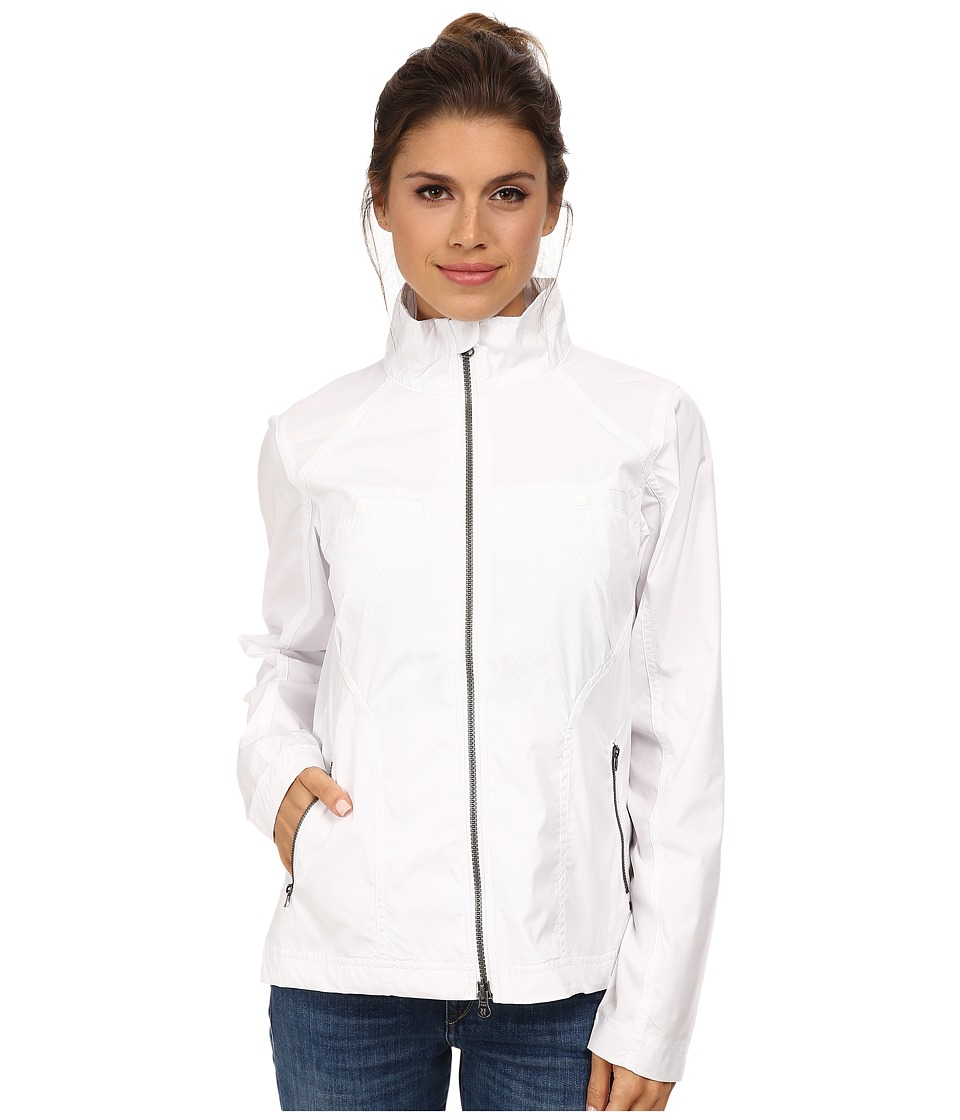 Royal Robbins - Pack N' Go Jacket (White) Women's Coat