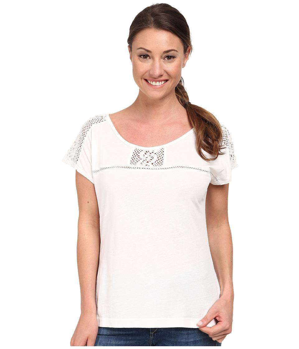 Royal Robbins - Sookie Cap Sleeve (White) Women