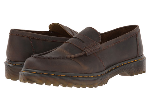 7e9c86b058f ... UPC 883985659438 product image for Dr. Martens Mabbott Penny Loafer ( Aztec Rugged Crazy Horse ...