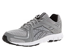 Reebok Smoothflex Flyer (Tin Grey/Flat Grey/Black/Pure Silver/White) Men's Shoes