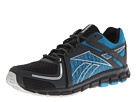 Reebok Smoothflex Flyer (Black/Conrad Blue/Gravel/Silver) Men's Shoes