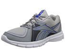 Reebok Speedfusion RS L (Steel/Flat Grey/Graphite/Vital Blue/ White) Men's Running Shoes
