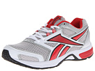 Reebok - Southrange Run L (White/Steel/Pure Silver/Stadium Red/Black/Foggy Grey)