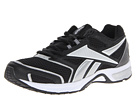 Reebok Southrange Run L (Black/White/Pure Silver) Men's Running Shoes