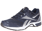 Reebok - Southrange Run L (Reebok Navy/Noble Grey Metallic/Pure Silver/White/Black)