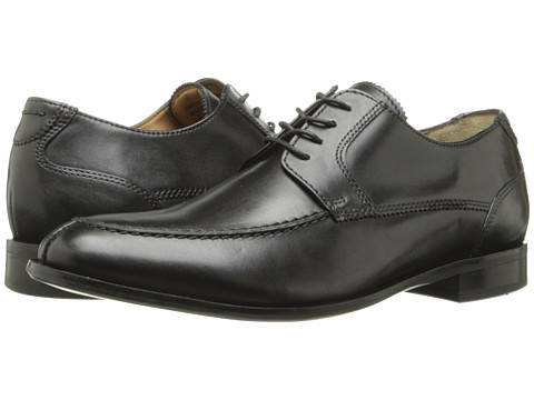 Bostonian - Jesper Style (Black Leather) Men's Shoes